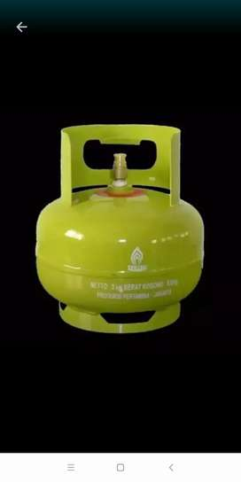 Tabung gas 3kg murah