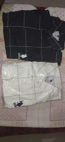 Uspa mens shirt