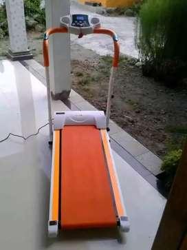 Treadmill Elektrik Exider Walking RICKO_Fitness*17