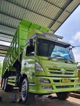Hino Ranger Lohan ti Tronton Dump Truk FM 260 JD 6x4 Istimewa Ready HD