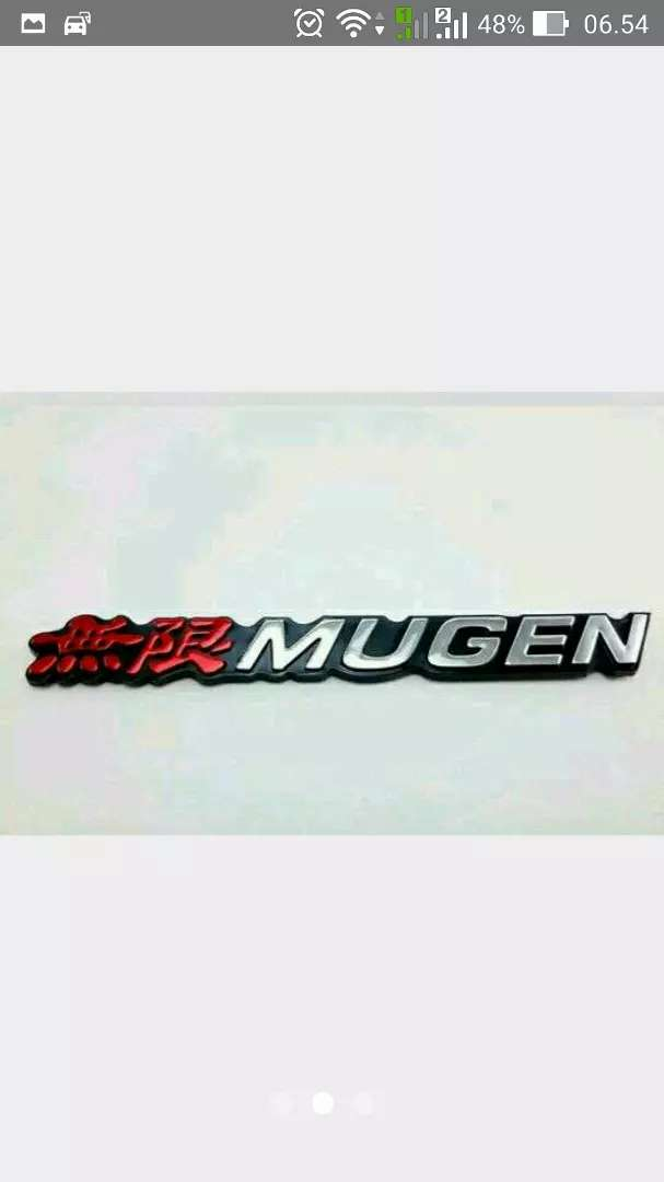 Emblem Tempel Mugen Power 0