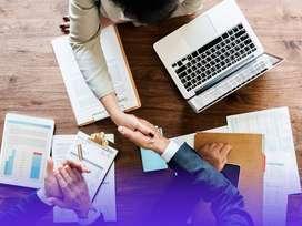 STAFF Marketing di PIK Perusahaan SWAB TEST Sangat Mudah Cari Client