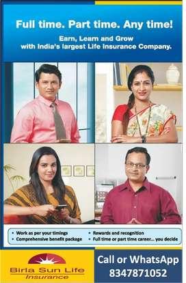 become aditya birla sunlife insurance agent