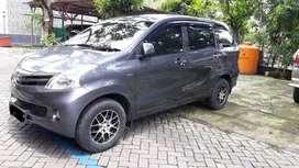 Toyota All New Avanza 1.3 Type E 2014