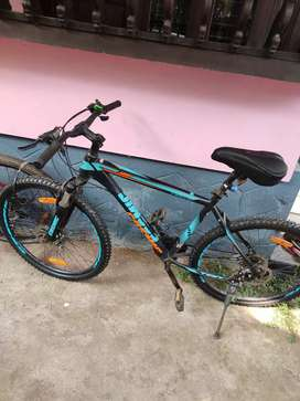Cosmic troy 26 inch frame new tyres neatly used