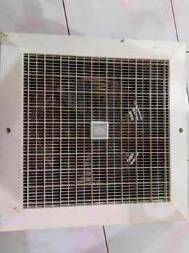 Exhaust fan hisap merk Maspion Rp 200.000