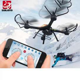 Drone Quadcopter flying  range 6m Remote 5 % discount
