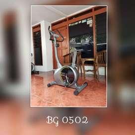Sepeda Statis Magnetik Bike // Rabu Gym 18.21