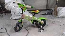 Sepeda Anak anak ukuran 12