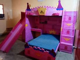 Kid bed furniture