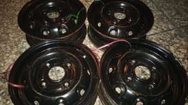 genion anda alloy rims 12 inch new  alto 660cc  k