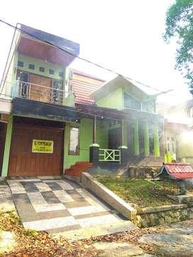 Di sewakan Rumah tinggal di lokasi strategis di kota pekanbaru