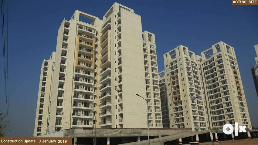2 bhk multistory apartment situated in U.I, Rajasthan-Capital Greens 0