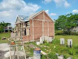 Rumah di Klaten Tengah, Harga Murah Bisa KPR