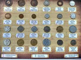 551 Rs only For all 24 Coins British and Republic INDIA Coins