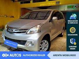 [OLXAutos] Toyota Avanza G 2015 X 1.3 Bensin MT Silver #Arenta