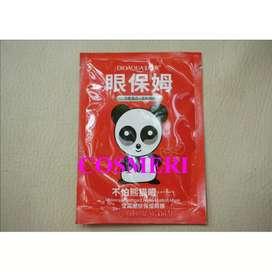 Bioaqua Red Eye Panda Mask SBS Free Ongkir