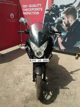 Good Condition Bajaj Pulsar 150As with Warranty |  2603 Jaipur