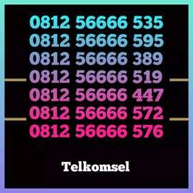 Nomor Telkomsel cantik simpati