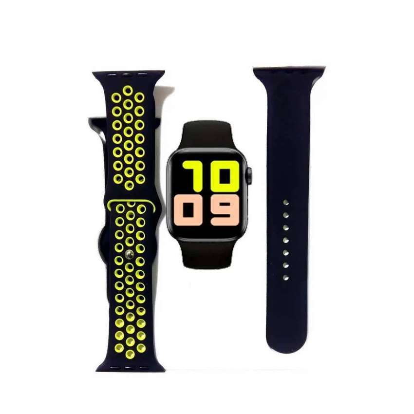 T500 Plus With Extra Strap Smart Watch Bluetooth Call Music Smartwatch