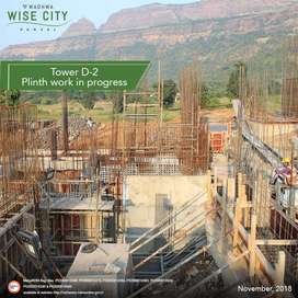 Lifestyle 2 BHK Homes Starting ₹63.50 Lakhs at Panvel