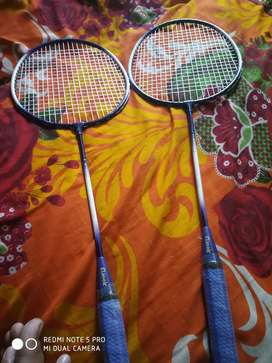 Badminton  with cover