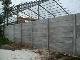 Pagar panel beton Kal-sel-teng