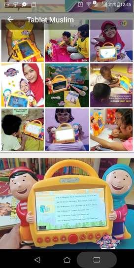 Tablet anak Muslim