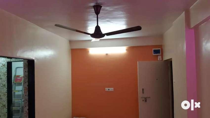 1 rk flat for sale Raikar Nagar Dhayari 0