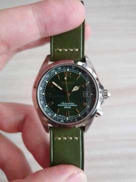 Seiko Green Alpinist SARB017