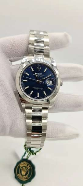 Brand new Rolex 41mm steel available in W.watch authentic place
