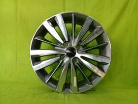 promo credit Dp 10%  velg hsr ring 16 model sport lebar 7 buat jazz
