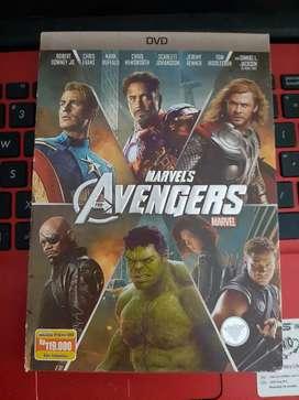 Dvd Avenger Original