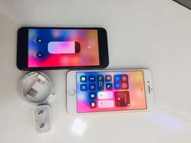 IPHONE 8+64GB BRAND NEW CONDITION WITHOUT USED