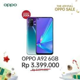 Oppo A92 ram 6/128GB