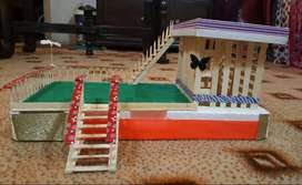 Toy House for children