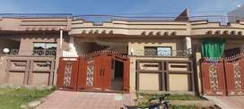 5 Marla Single story house for sale in Ghouri town Marwa town