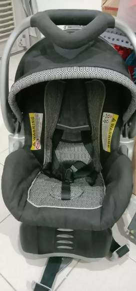 Car seat merk baby trend