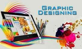 Graphic designer for digital printing unit