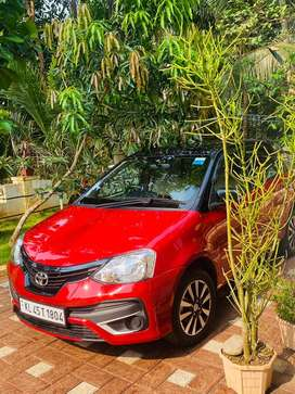 Toyota Etios Liva 2019 Petrol Good Condition