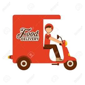 Hiring Delivery Executives For Swiggy, Dunzo, Ola, Rapido