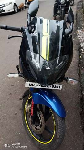 Well maintained bike osm condition