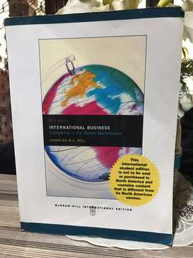 Buku Bisnis internasional