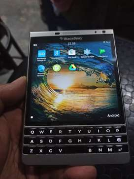 Blackberry Silver Edition