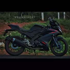 r15 v3 dark knight edition