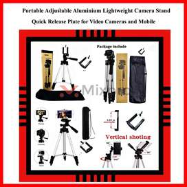 Tik Tok Tripod Camera Stand For Making Videos In Mobile Phone