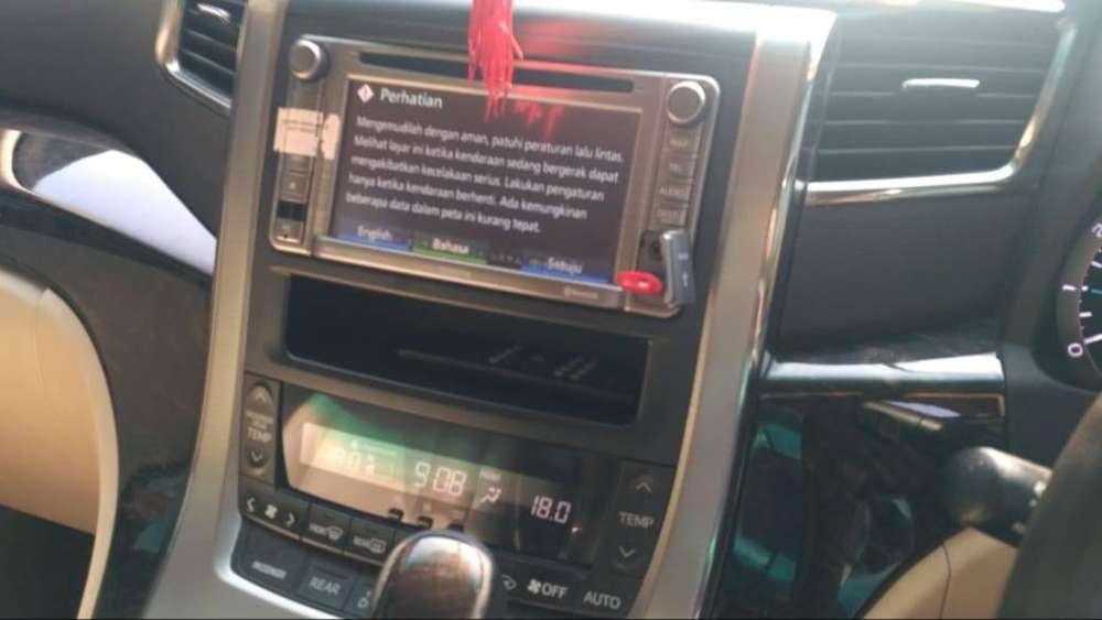 Toyota Alphard 2.4G Ciomas 465 Juta #28