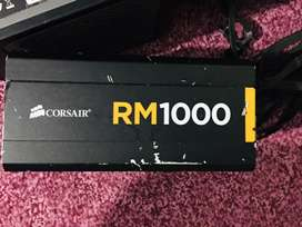 Corsair rm 1000 - power supply - psu