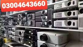Used Branded Projectors Available