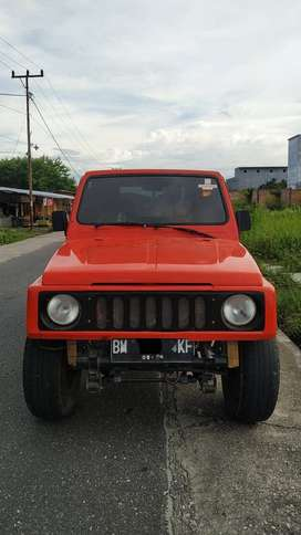 Jimny Offroad Long